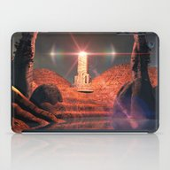 Mystical Fantasy World iPad Case