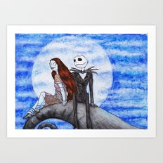 Something in the Wind... Art Print