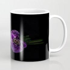 Two Purple Anemones Mug