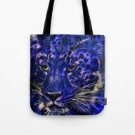 Jaguar 020 Tote Bag