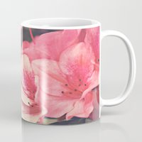 Strawberry Flowers Mug