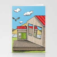 Skewed By Debbie Porter … Stationery Cards