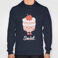 Sweet Cherry Cake Hoody