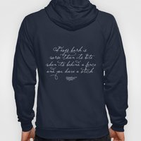 Proverbs: A Dog's Bark Hoody