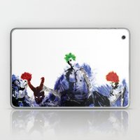 A dagger of the mind Laptop & iPad Skin