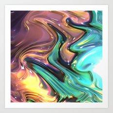 720 Fractal Art Print