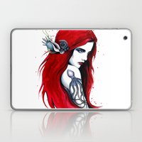 -City Ariel- Laptop & iPad Skin
