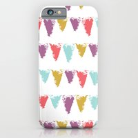 Butterfly Garden - Bunting iPhone 6 Slim Case