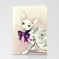 7 Lives Stationery Cards