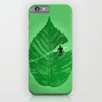 Loose Leaf iPhone 6 Slim Case