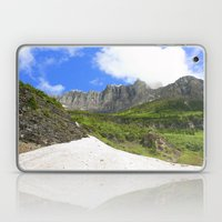 Peaks And Glaciers Laptop & iPad Skin