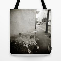 { lost } Tote Bag