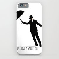 iPhone & iPod Case featuring no safety net by cubik rubik