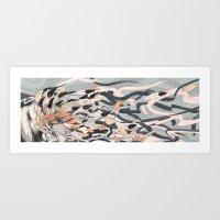Magic Breeze Art Print