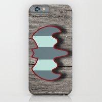 Arctic Bat iPhone 6 Slim Case