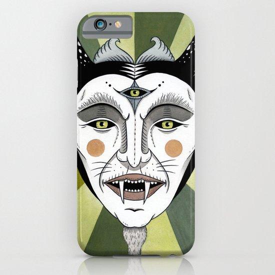 Cat Color Wheel No. 2 iPhone & iPod Case