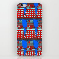 Doctor Who iPhone & iPod Skin