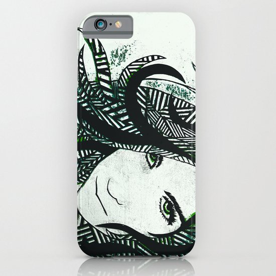 Faye iPhone & iPod Case