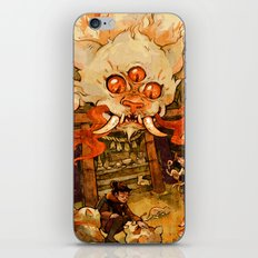 The Terror on Tashirojima Island iPhone & iPod Skin
