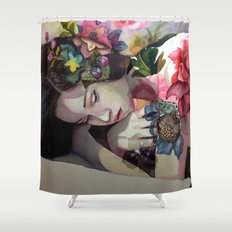 Indelible Shower Curtain