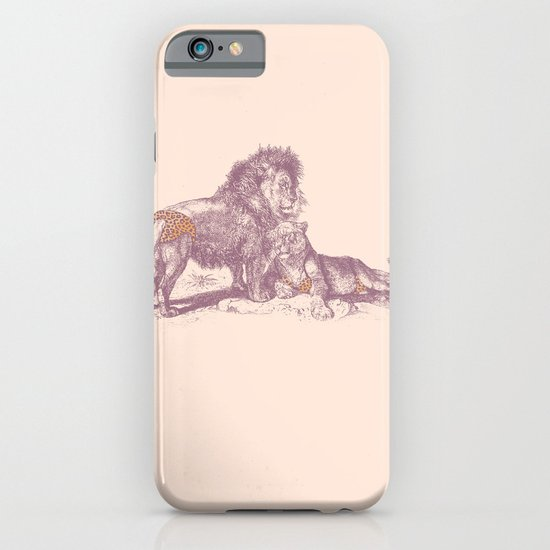 Rrrrauwch! iPhone & iPod Case