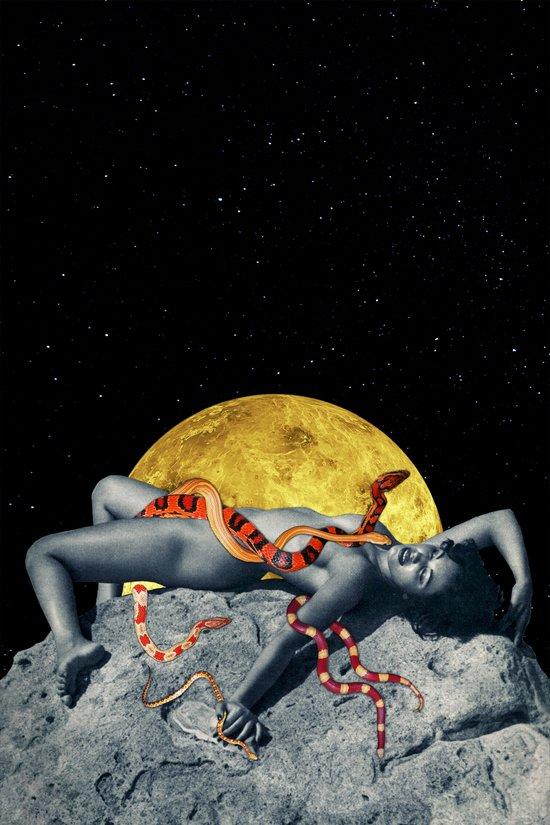 The Venus Priestess Art Print
