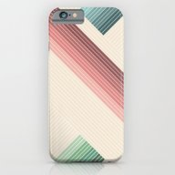iPhone & iPod Case featuring Vintage Geometric by INDUR