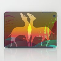 Space of Non-Duality iPad Case