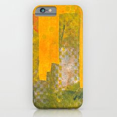 Yellow City Slim Case iPhone 6s