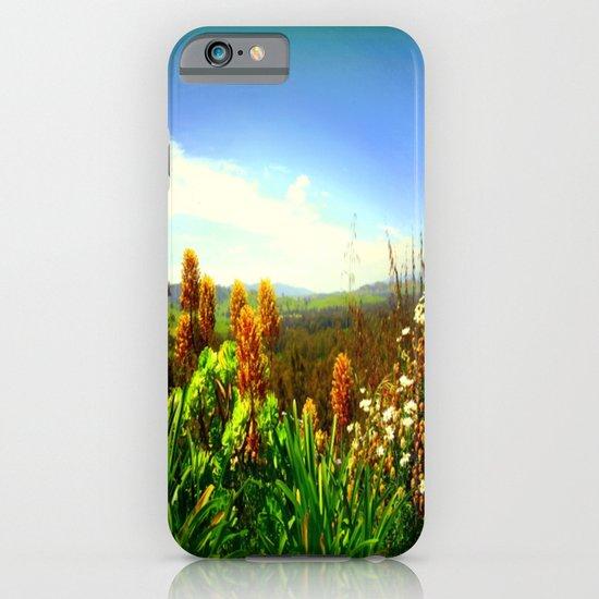 Kerrisdale Mountain - Australia iPhone & iPod Case