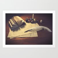 Sophistication  Art Print