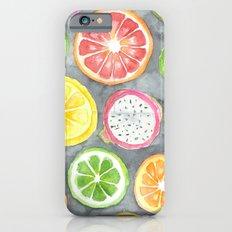 Fruits Slim Case iPhone 6s