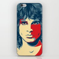 MY ONLY FRIEND iPhone & iPod Skin