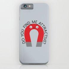 Be Steel My Heart Slim Case iPhone 6s