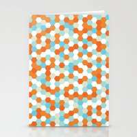Honeycomb | Fish Bowl Stationery Cards