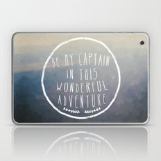 I. Be my captain Laptop & iPad Skin