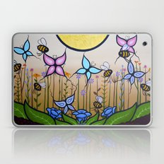 Kokum's Garden Laptop & iPad Skin