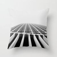 away... Throw Pillow