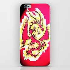 Dragon 5 only iPhone & iPod Skin