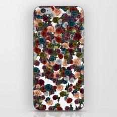 mini floral iPhone & iPod Skin