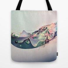 Organic Panic Tote Bag
