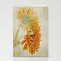 Gerbera Stationery Cards