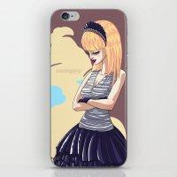 Comic iPhone & iPod Skin
