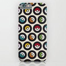 Dancing vinyls Slim Case iPhone 6s