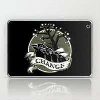 Darwin's Finches Laptop & iPad Skin
