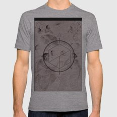 Milk Dreams More Apples Mens Fitted Tee Athletic Grey SMALL