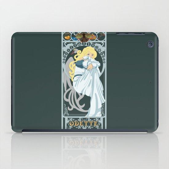 Odette Nouveau - Swan Princess iPad Case