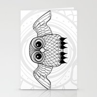Stealth and surprise Stationery Cards