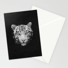Meduzzle: White Tiger Stationery Cards