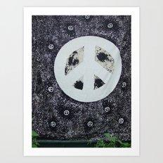 Celebrate Peace Art Print